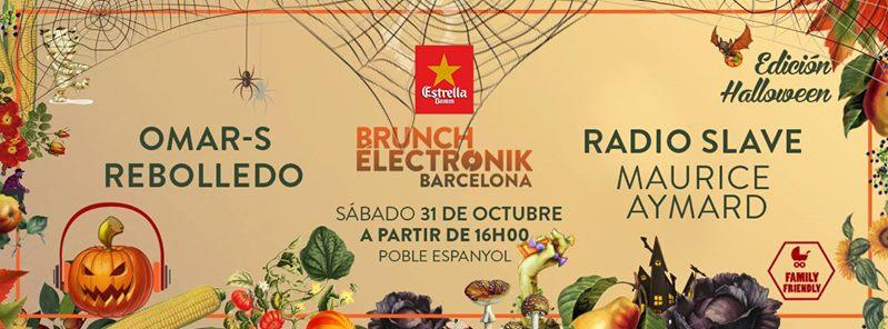 Brunch Electronik Halloween