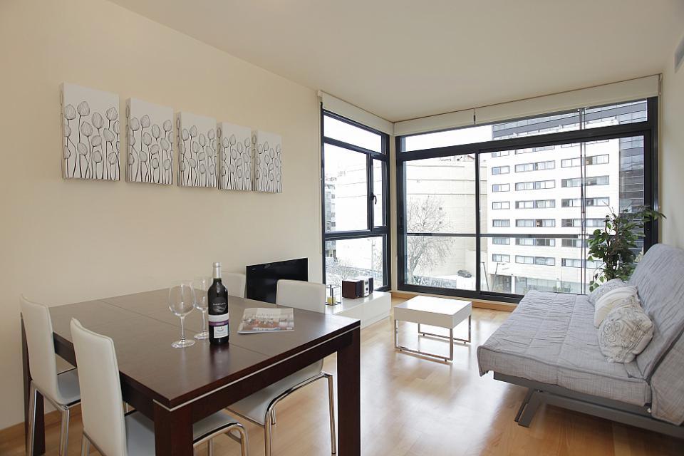 Apartment in Villa Olimpica