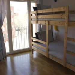 Bunk beds for friends to share