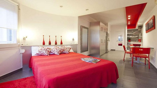 STUDIO FOR RENT NEAR PLAZA ESPANYA, BARCELONA