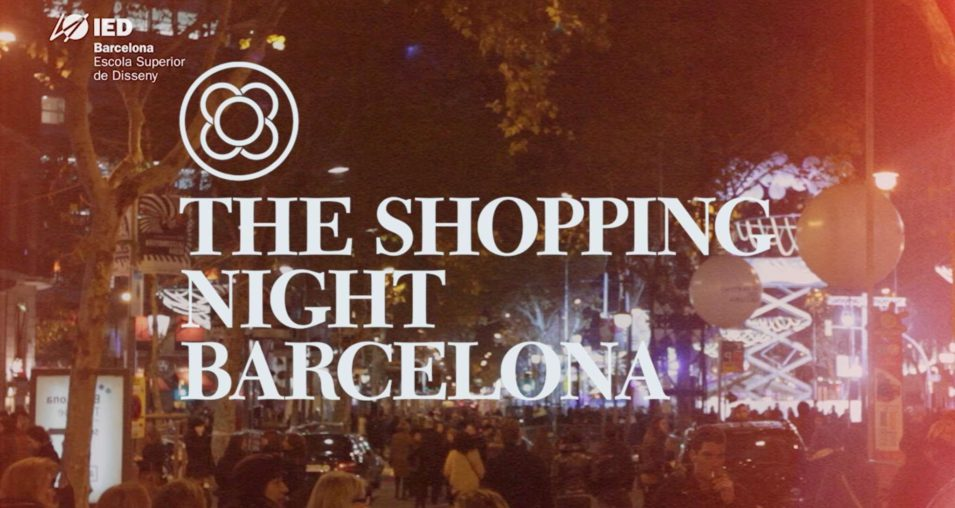 The Shopping Night Barcelona 2015 is a magical shopping night characterized by William Shakespeare