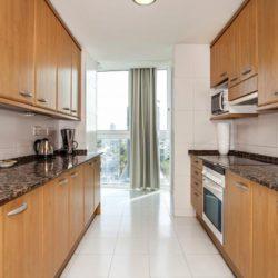 Enormous Modern Kitchen