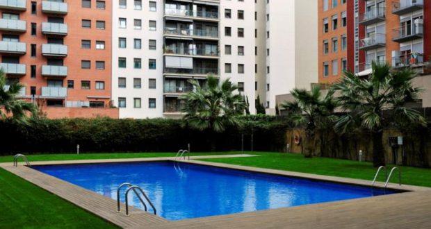 Pool Apartments Barcelona