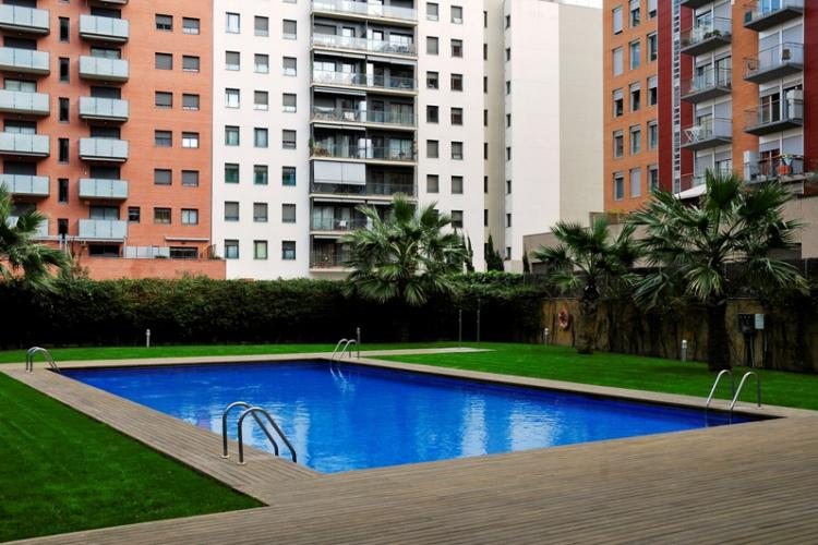 Pool Apartments Barcelona