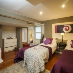 Another Bedroom Decorated in Eclectic Style