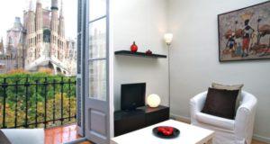 appartamenti Gaudì Barcellona