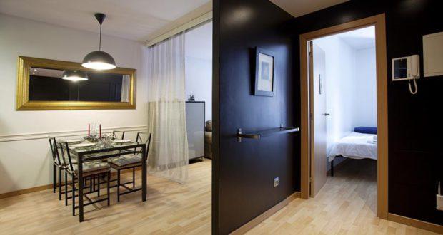 appartamenti con parcheggio a Barcellona