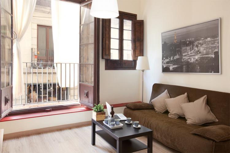 Apartments With Balcony Barcelona