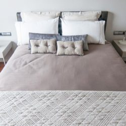 Comfortable bed