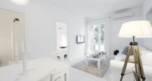 White Apartments Barcelona