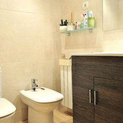Spacious Bathroom Accessible from your Room