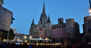 Winter Markets in Barcelona