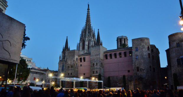 Winter Markets in Barcelona
