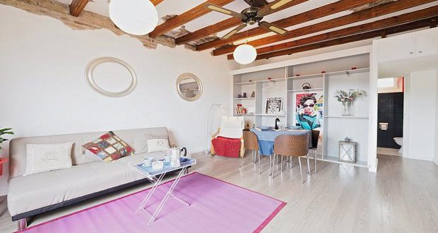 Eclectic and Stylish Apartment in Poble Sec
