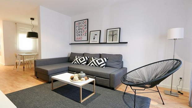 Eixample Barcelona Apartment