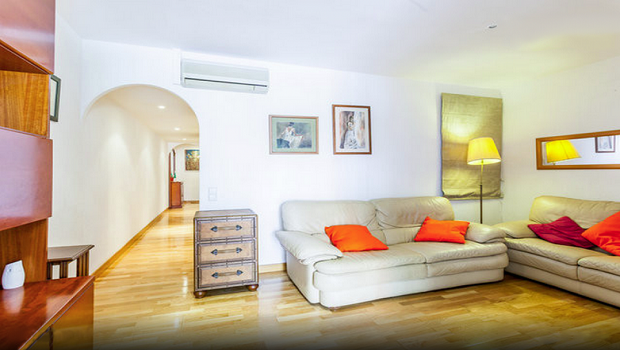 Low Cost Family Flat in Barcelona