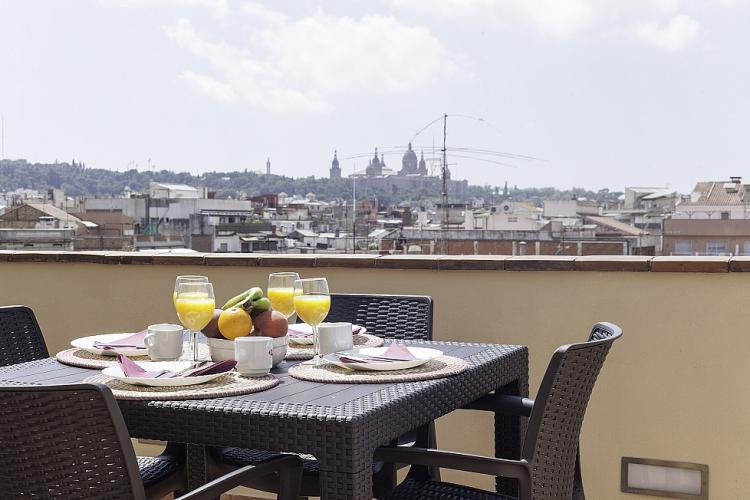 Apartments with Terrace Barcelona
