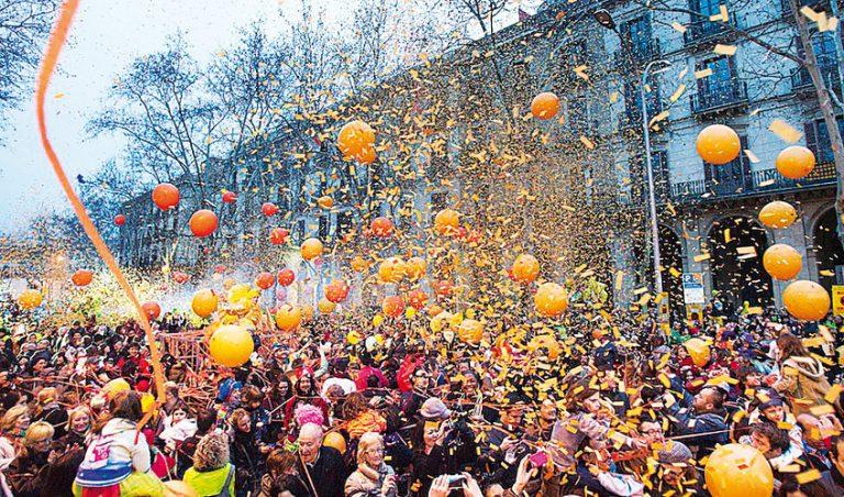Sitges Carnival - Barcelona Home