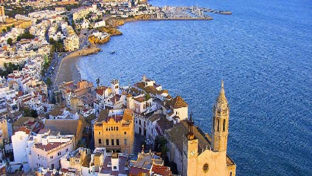 Have a walk in Sitges