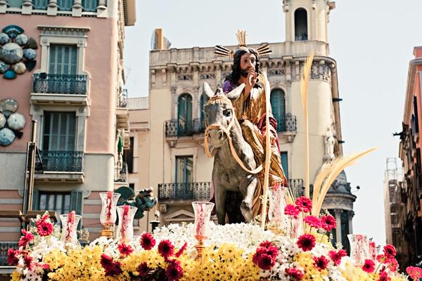 Traditions of Semana Santa in Barcelona
