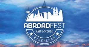 AbroadFest Barcelona 2016