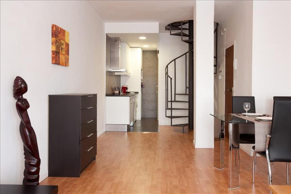 lOCATION D'UN DUPLEX A EIXAMPLE