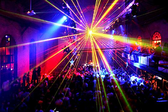 Clubbing in Ciutat Vella