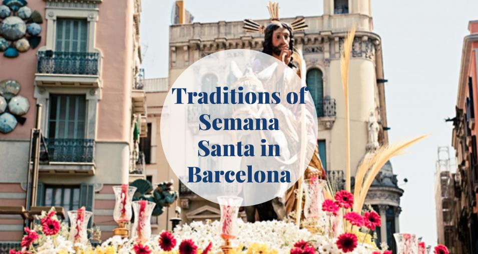 Traditions of Semana Santa in Barcelona Barcelona-Home