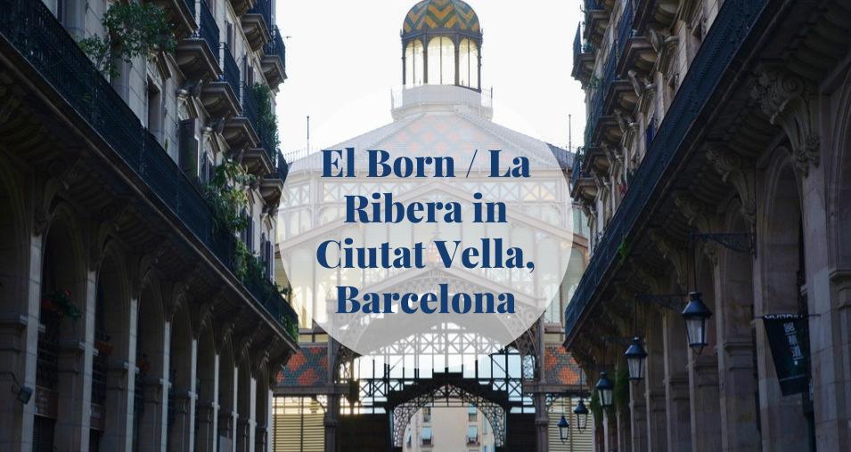 El Born Barcelona Barcelona-Home