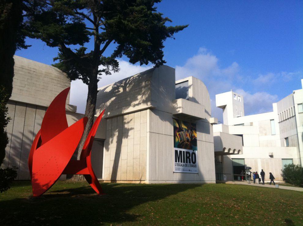 Fundació Joan_Miro outdoors_view_(2)