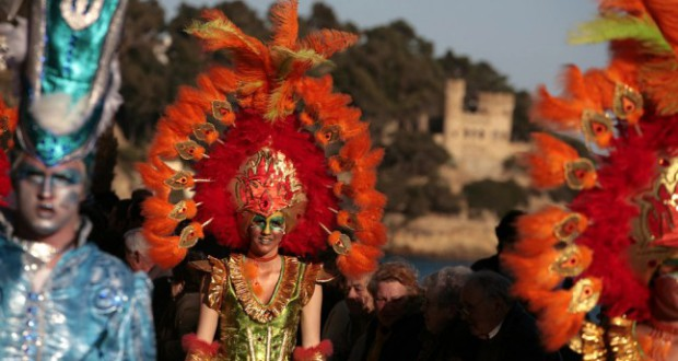 Most well-known carnivals in Costa Brava region