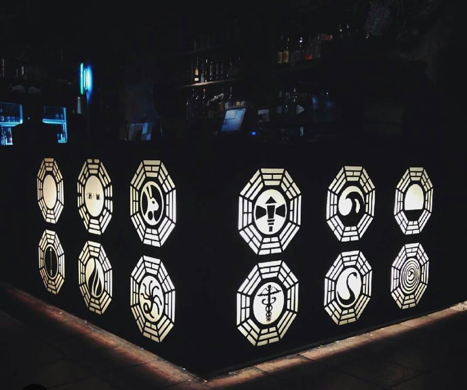 Bharma Lost bar