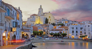 Cadaques in Costa Brava, Spain