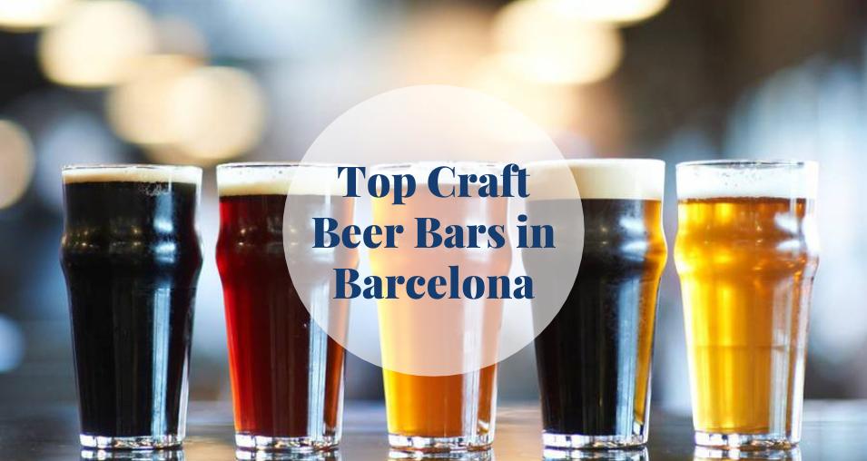 Top Craft Beer Bars in Barcelona Barcelona-Home