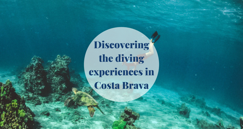 Discovering the diving experiences in Costa Brava Barcelona-Home