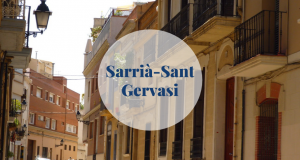 Sarrià-Sant Gervasi Barcelona-Home