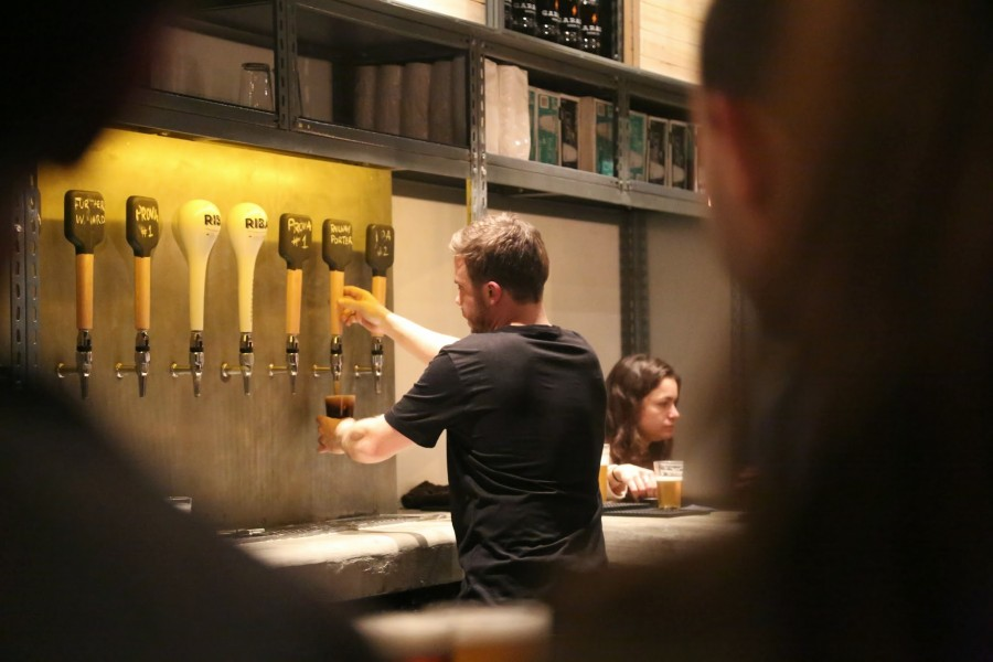 Barcelona´s Top Brew Pubs