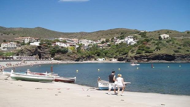 Playa de Porbou