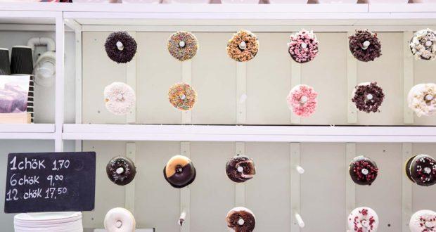 Top 5 Dessert Caffè Americani