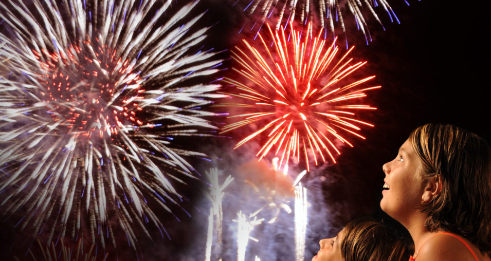 The 46th international Costa Brava Fireworks Contest