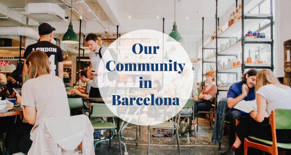 Our Community in Barcelona Barcelona-Home