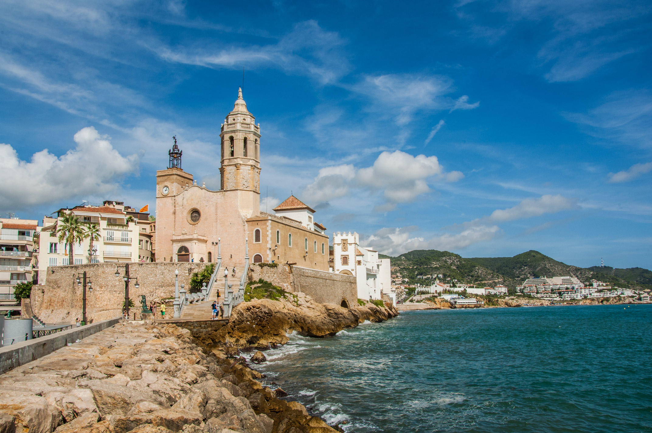 Weekend trips from Barcelona: Sitges