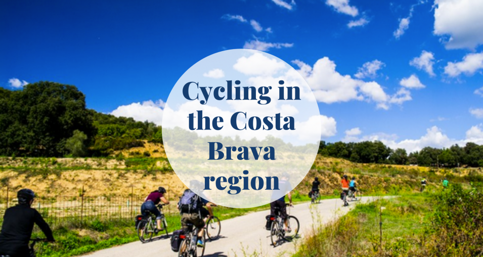 Cycling in the Costa Brava Barcelona-Home