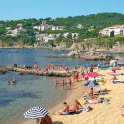 Beach Palafrugell