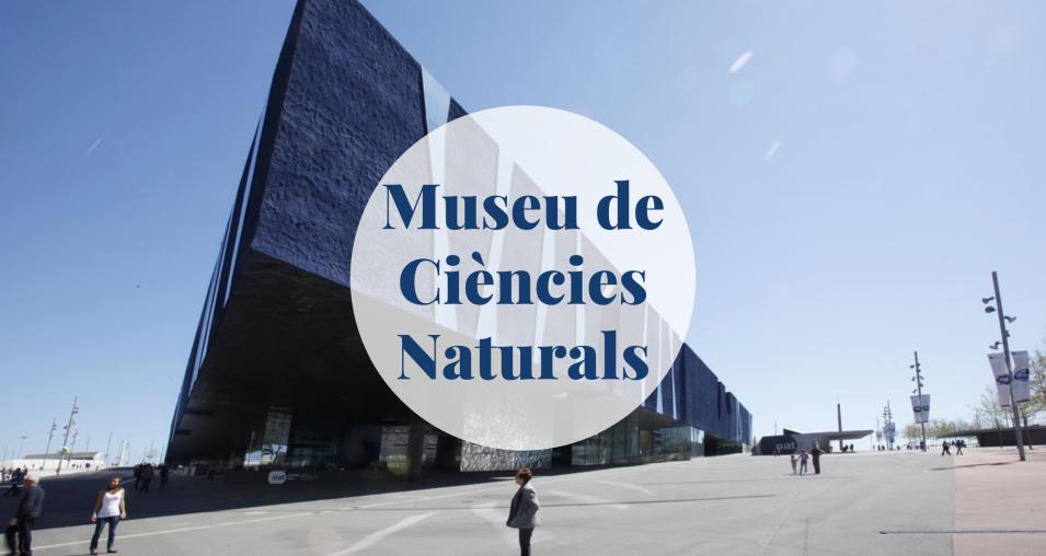Museu de Ciències Naturals de Barcelona Barcelona-Home