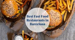 fast food - Barcelona-home