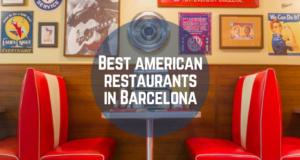 Best american restaurants in Barcelona(1)