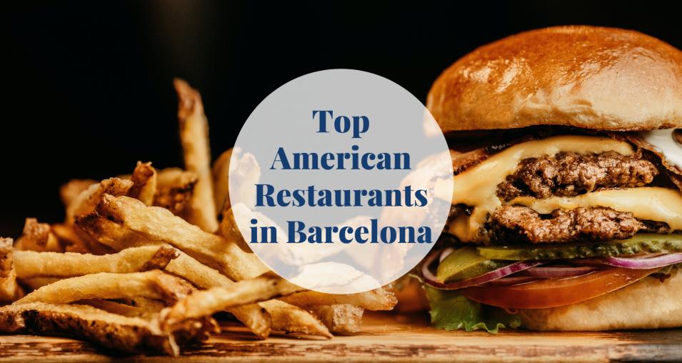 Top American Restaurants in Barcelona Barcelona-Home