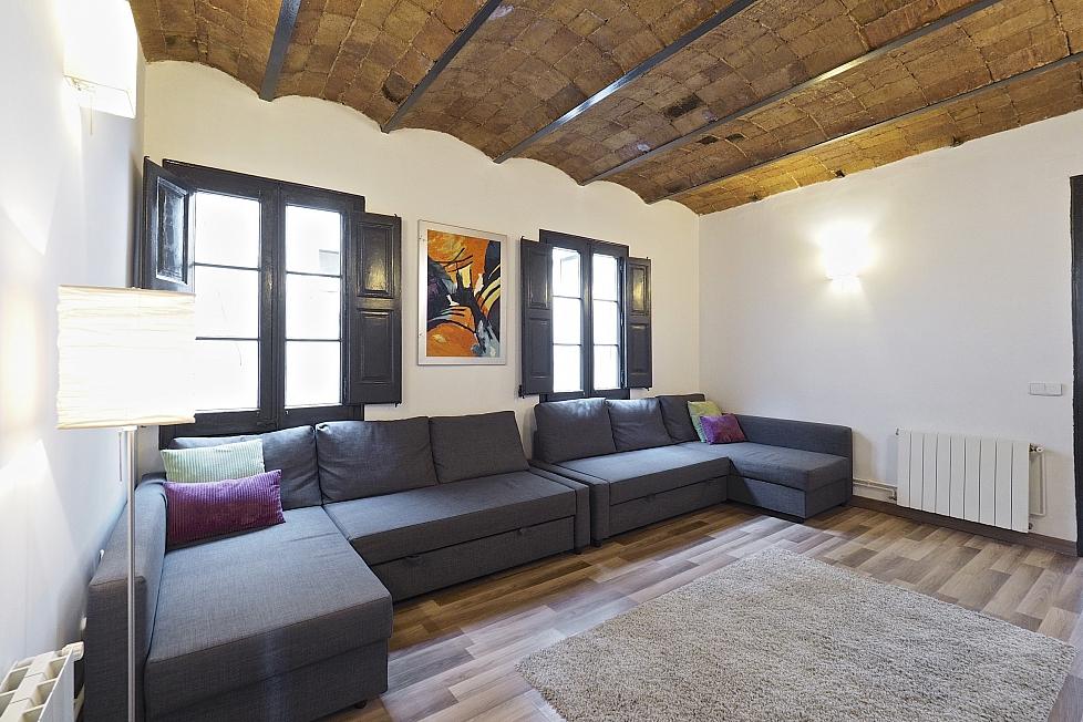 Apartement, Barcelona center