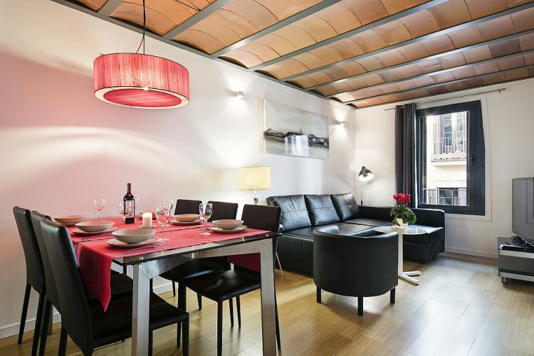 Stylisches apartment nahe La Rambla